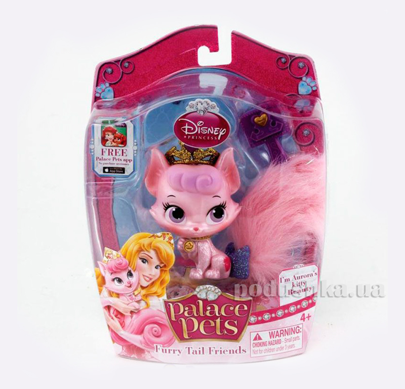 Набор Пушистый хвост Красавица Disney Palace Pets 20735