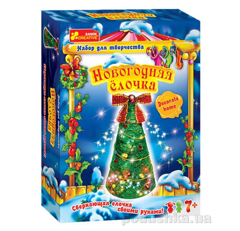 Набор Ranok Creative Новогодняя ёлочка 15100221Р,3139-02