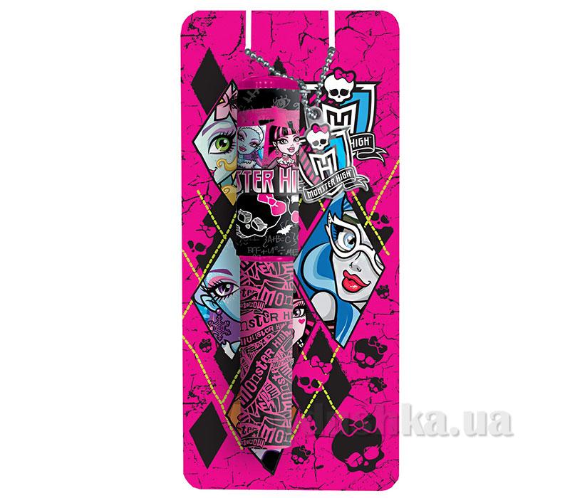 Набор: ручка шариковая с подвеской и записная книжка Monster High