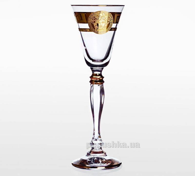 Набор рюмок для водки и ликера Victoria Bohemia Sklo 02-01-50-6-005