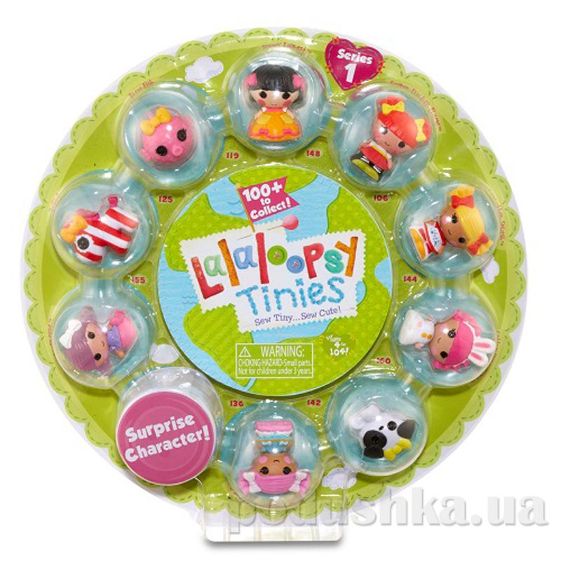 Набор с куклами Крошками Веселые затейки Lalaloopsy 530428