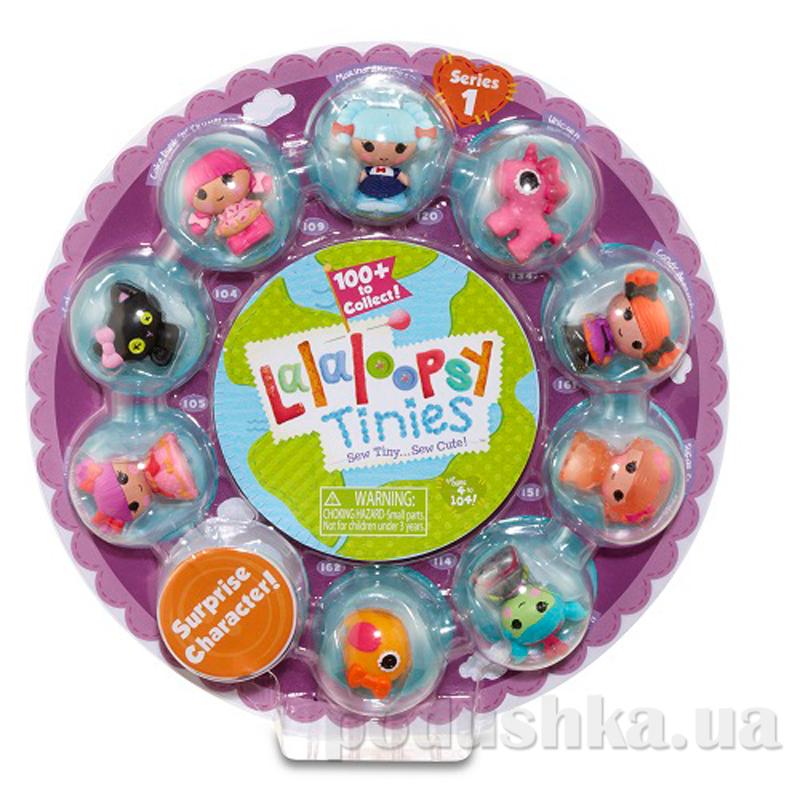 Набор с куклами Крошками Забавные истории Lalaloopsy 530442