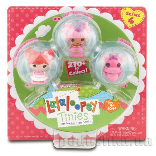 Набор с куклами Крошками Модняшки Lalaloopsy 539827   Lalaloopsy