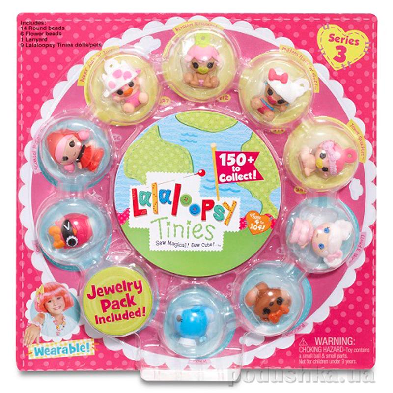 Набор с Куклами Крошками В гостях у Сказки Lalaloopsy 534273