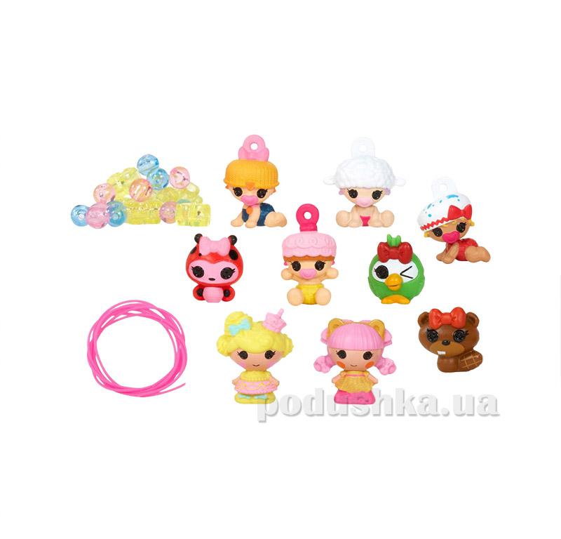 Набор с куклами Lalaloopsy Маленькие друзья 534259