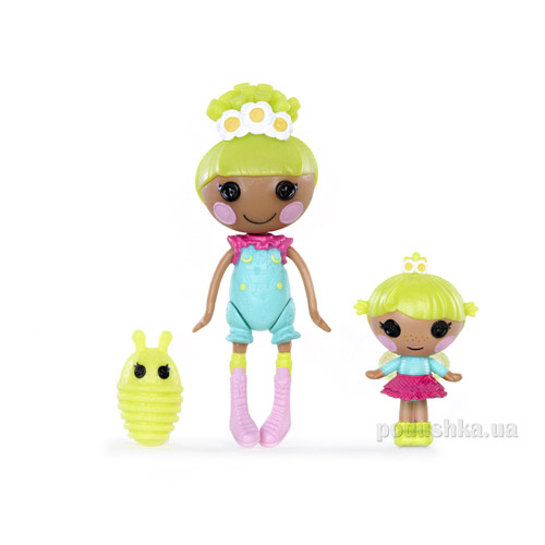 Набор с куклой Мини Лалалупси серии Сестрички Бабочки 521242 Lalaloopsy