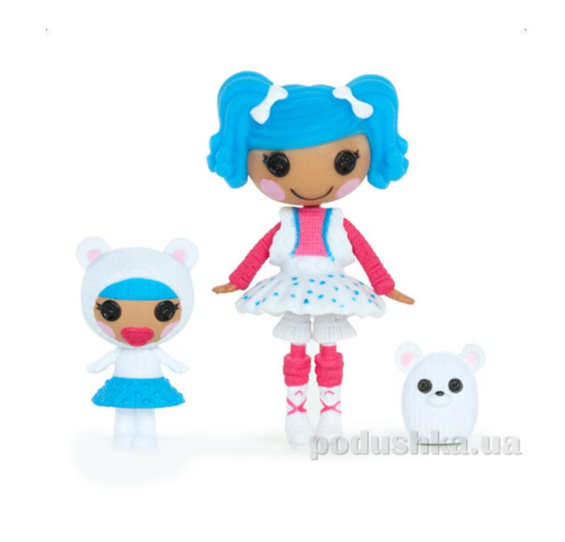 Набор с куклой Мини Лалалупси серии Сестрички Снежинки 520511 Lalaloopsy