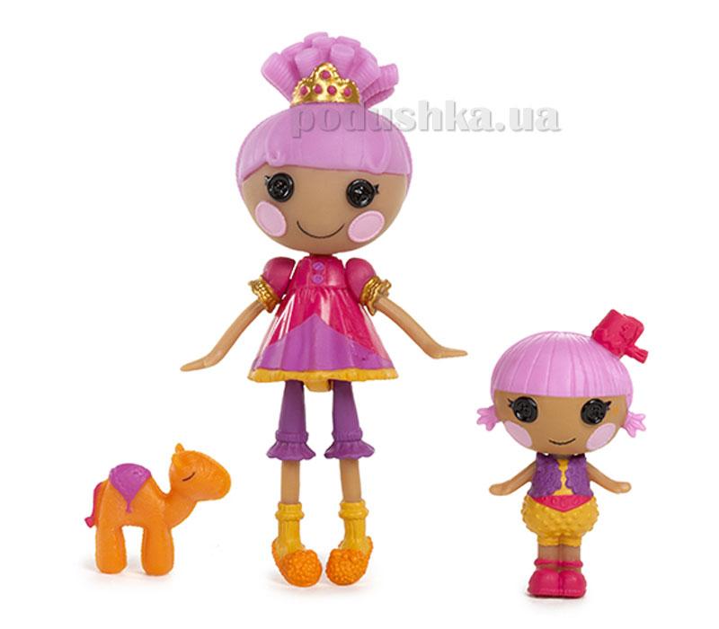 Набор с куклой Minilalaloopsy серии Сестрички Сахары 527329