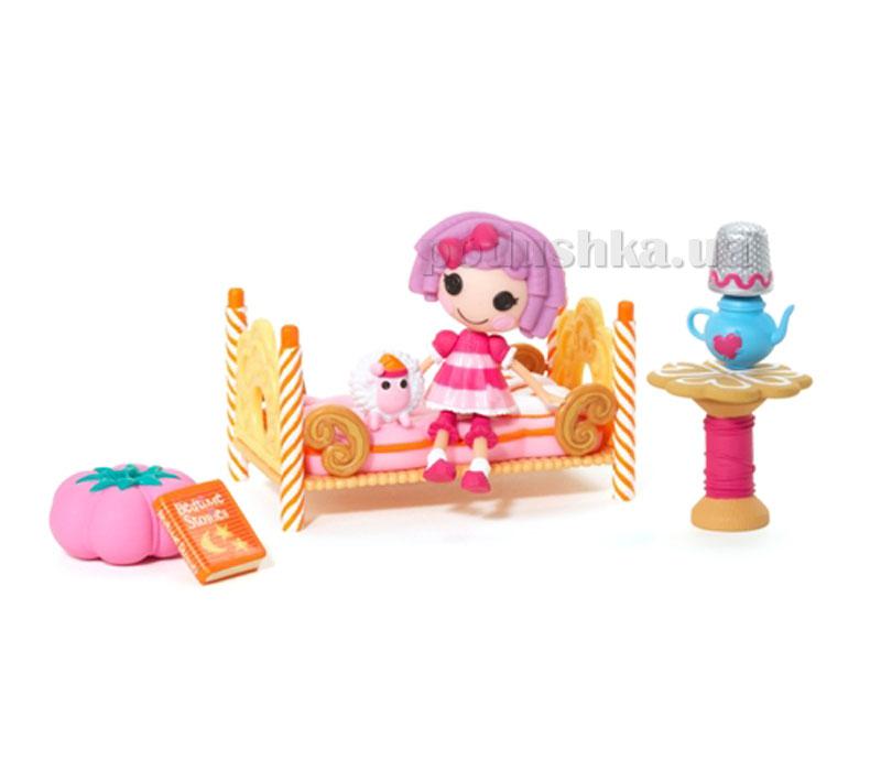 Набор с куклой Minilalaloopsy Сладкие Сны 502388