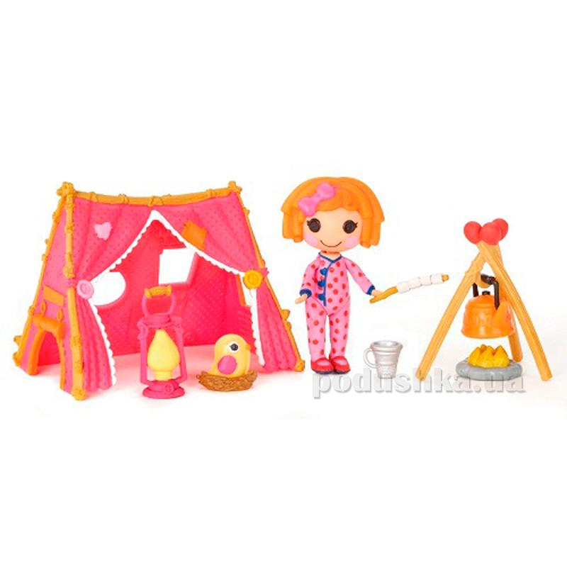 Набор с куклой Санни на Кемпинге Minilalaloopsy 534129
