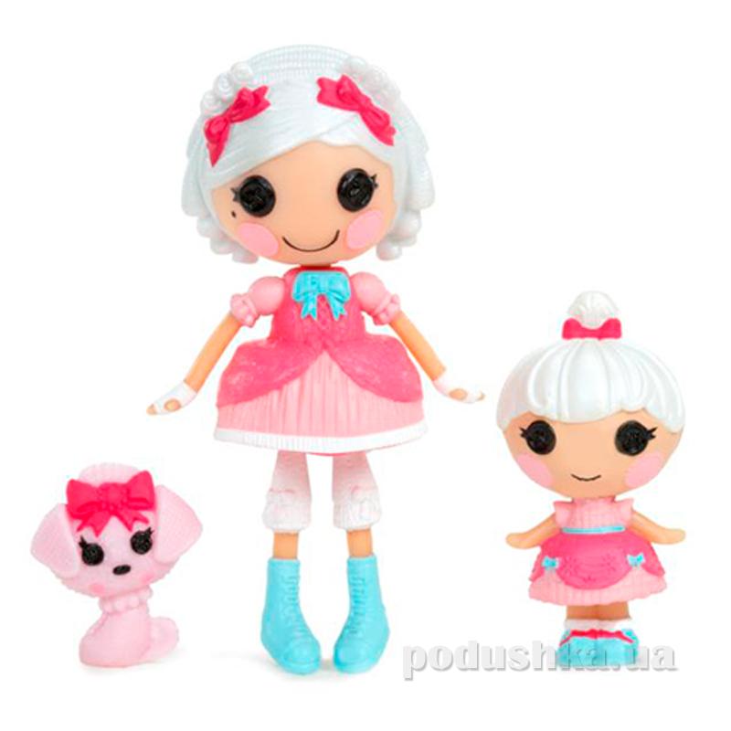 Набор с куклой серии Сестрички Феи Драже Minilalaloopsy 529828