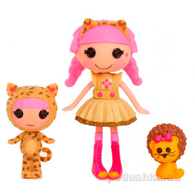 Набор с куклой серии Сестрички Кэт и Китти Minilalaloopsy 534105