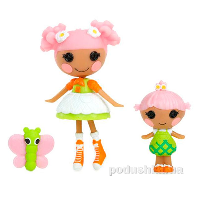 Набор с куклой серии Сестрички Ромашки Minilalaloopsy 529811