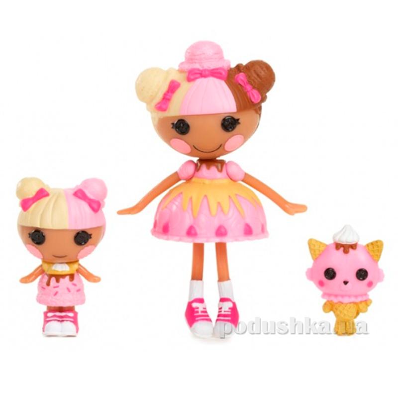 Набор с куклой серии Сестрички Вафельки Minilalaloopsy 534082