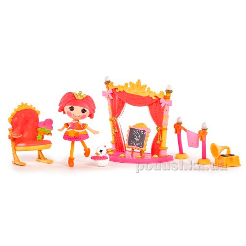Набор с куклой Театр Балерины Minilalaloopsy 536574