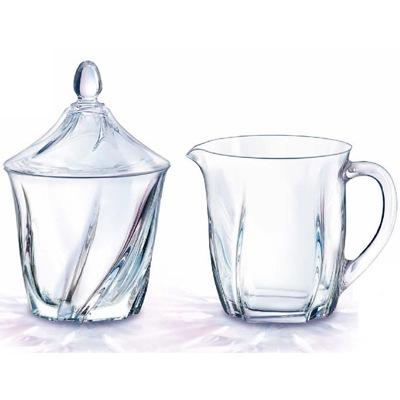 Набор сахарница и молочник Cristal D Arques Elixir H0805