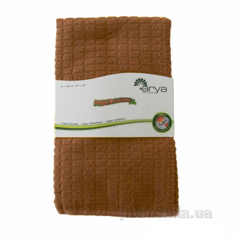 Набор салфеток Arya Amador коричневый