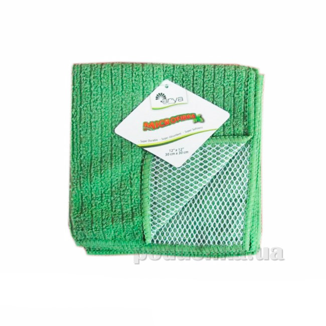 Набор салфеток Arya Fontana зелёный