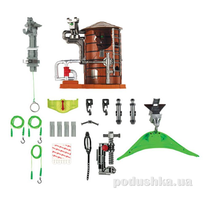 Набор серии Черепашки-Ниндзя скоростной спуск - Падение с водонапорной башни 95051