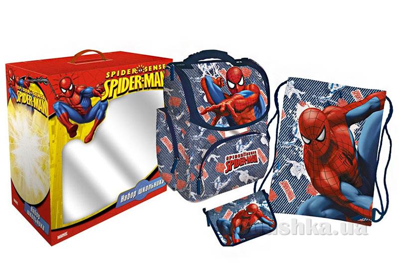 Набор школьника Spider Man из 3 предметов