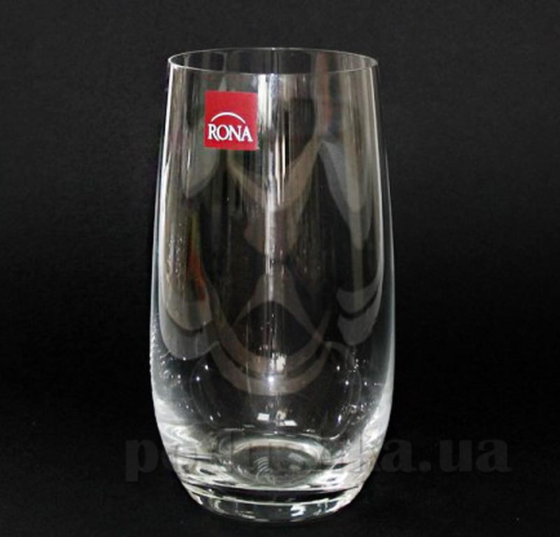 Набор стаканов для коктейлей Rona Cool 4218