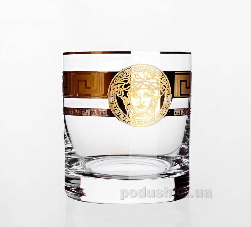 Набор стаканов для виски Barline Bohemia Sklo 18-08-280-6-005