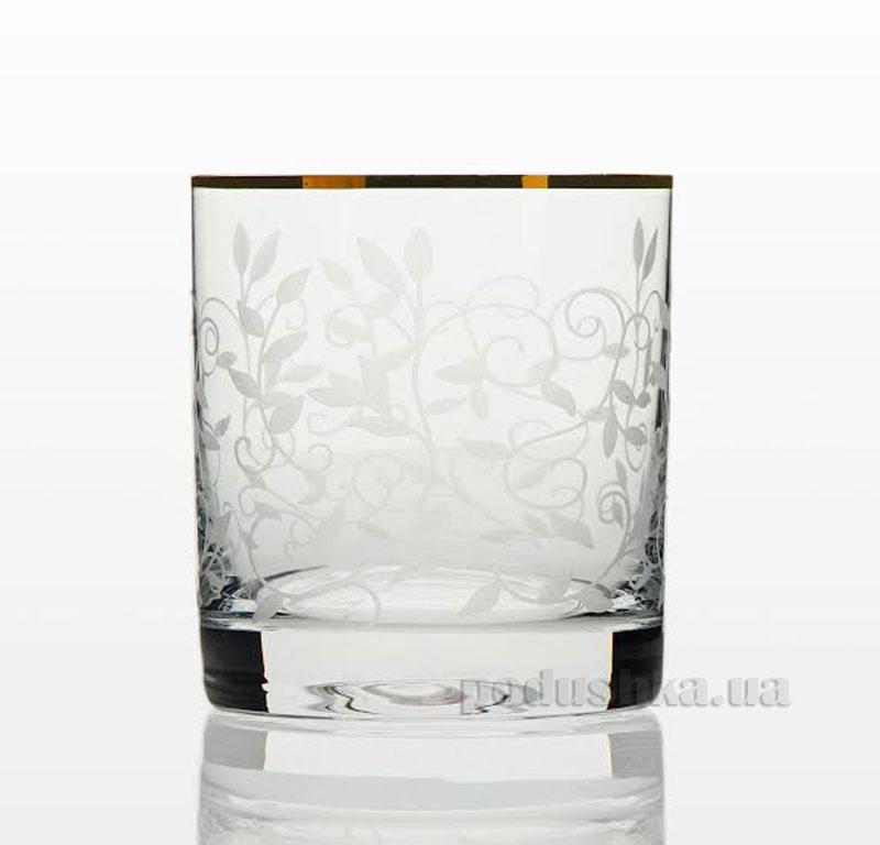 Набор стаканов для виски Barline Lido золото Bohemia Sklo