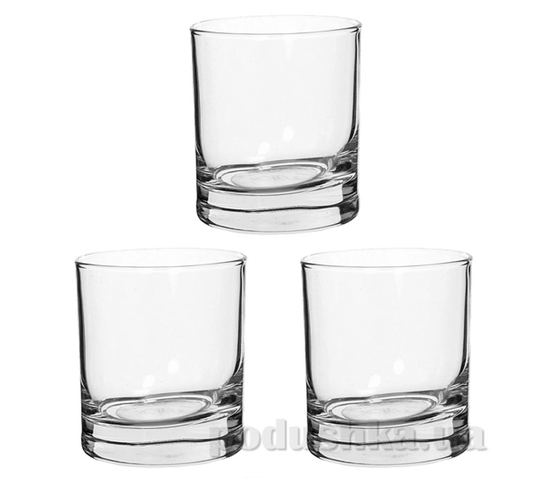 Набор стаканов для воды Cortina 190 мл