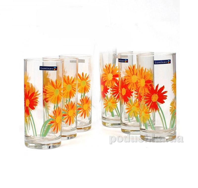 Набор стаканов Luminarc Marguerite G1972