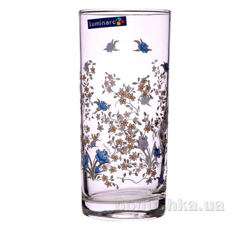 Набор стаканов Luminarc Romantique 6х270 мл высокие C0704   Luminarc