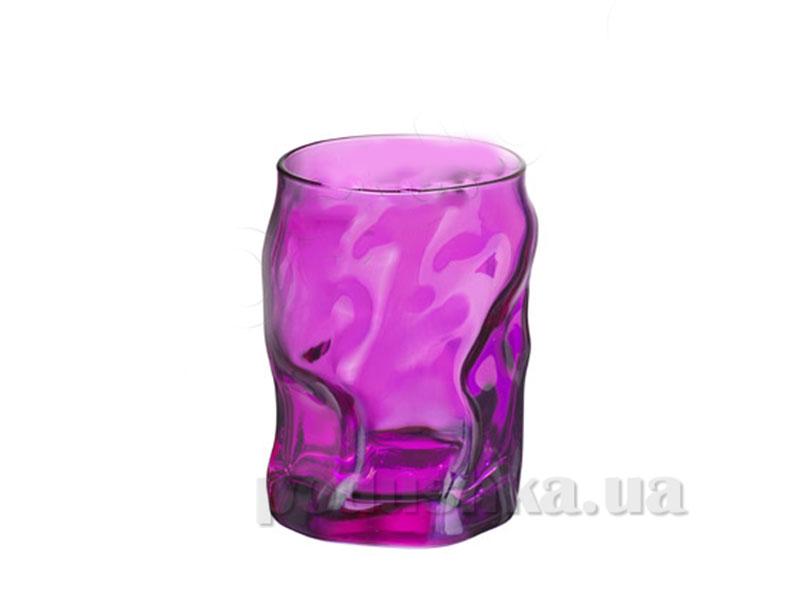 Набор стаканов Sorgente 300 мл Rosa Fuscia