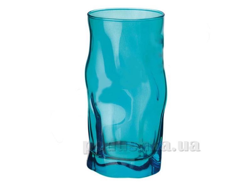 Набор стаканов Sorgente 460 мл Azzurro