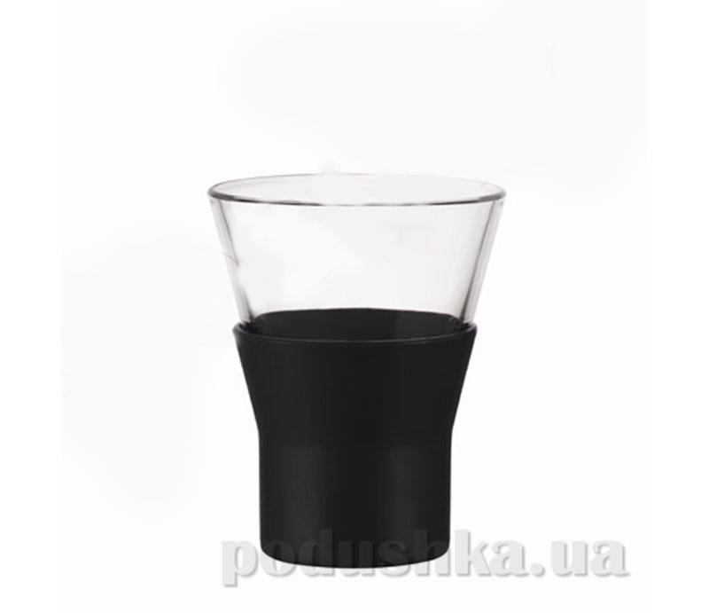 Набор стаканов Ypsilon 220 мл Nero