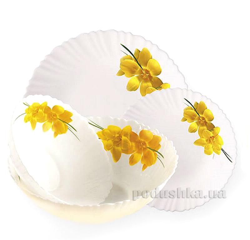Набор столовой посуды Канны MAESTRO MR 30063-19S