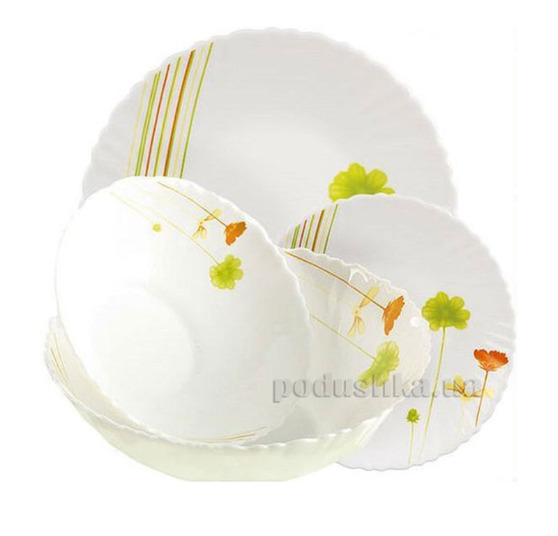 Набор столовой посуды Лето MAESTRO MR 30062-19S
