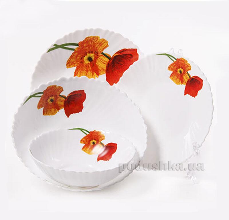 Набор столовой посуды Маки MAESTRO MR 30051-19S
