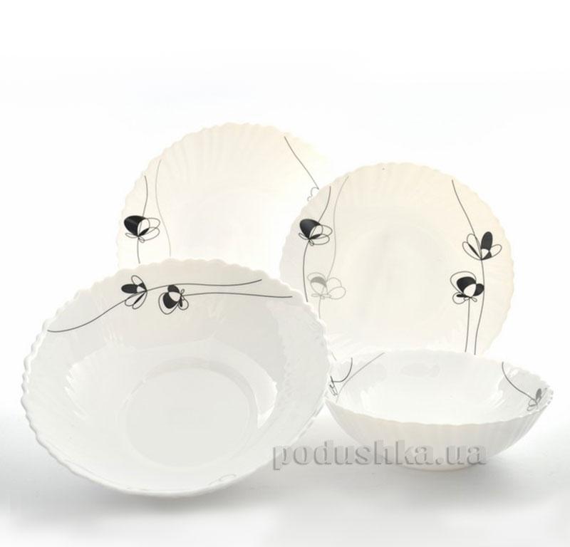 Набор столовой посуды Ноктюрн MAESTRO MR 30061-19S