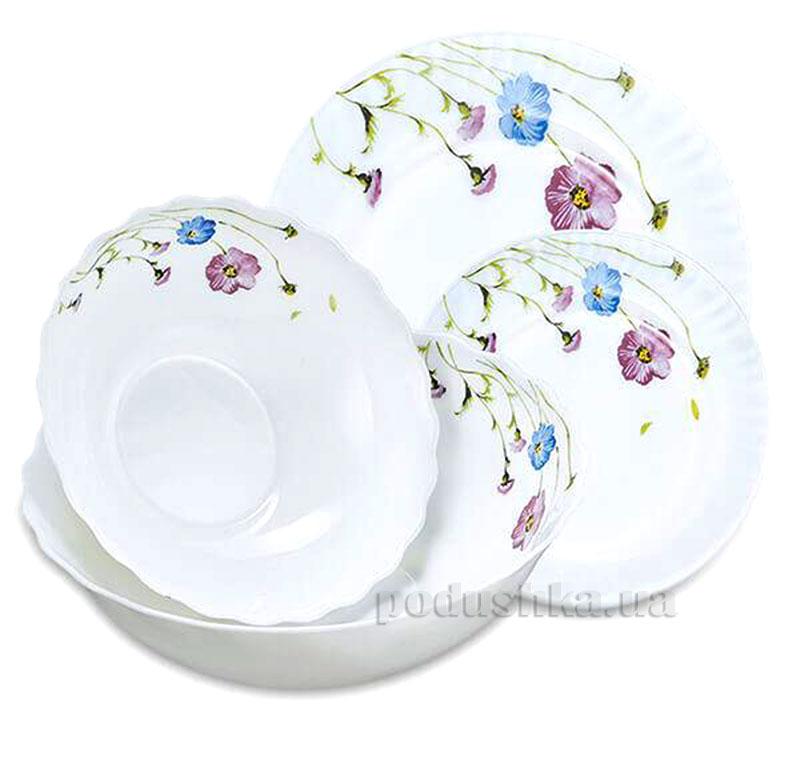 Набор столовой посуды Васильки MAESTRO MR 30067-19S