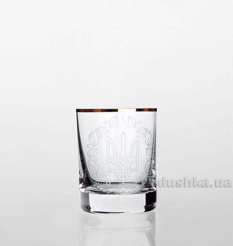 Набор стопок для водки Barline Герб Bohemia Sklo золото 18-00-60-6-009