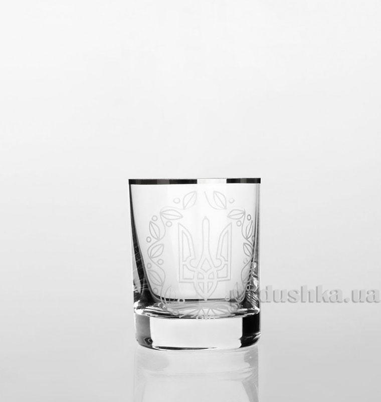 Набор стопок для водки Barline Герб Bohemia Sklo платина 18-00-60-6-010