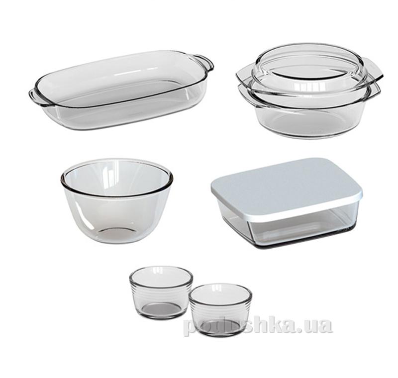 Набор термостойкой посуды 8 пр. Simax