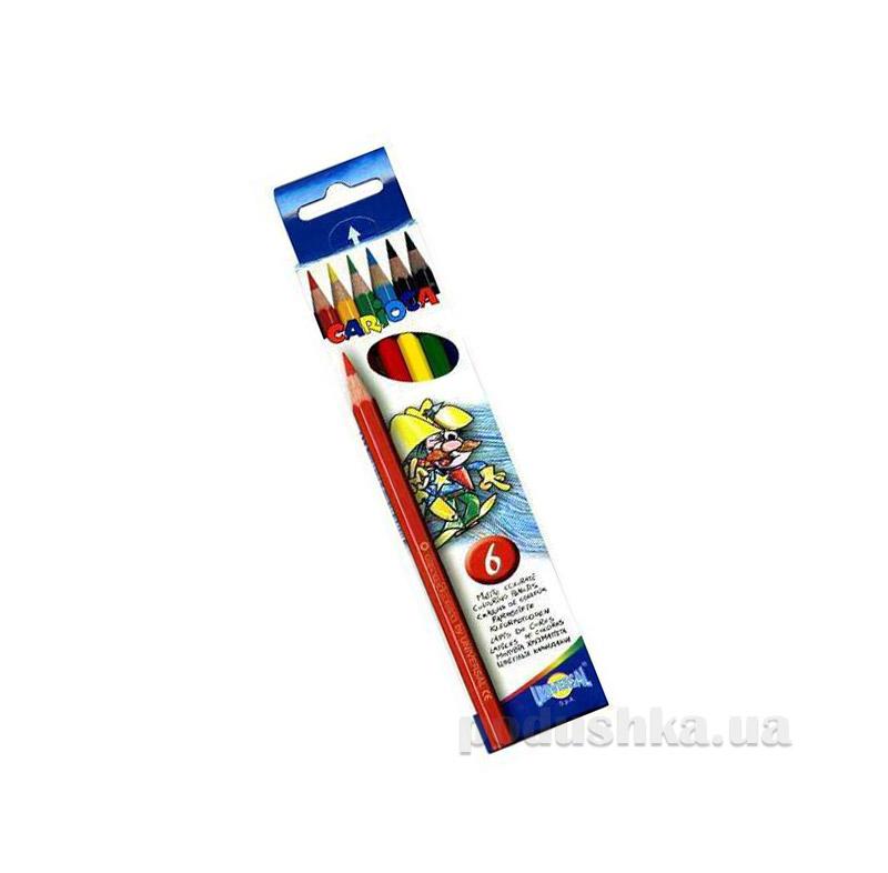 Набор цветных карандашей Carioca 41256