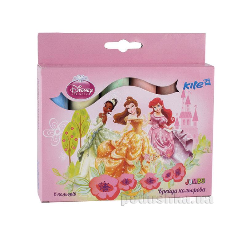 Набор цветных мелков Jumbo Princess P13-073K