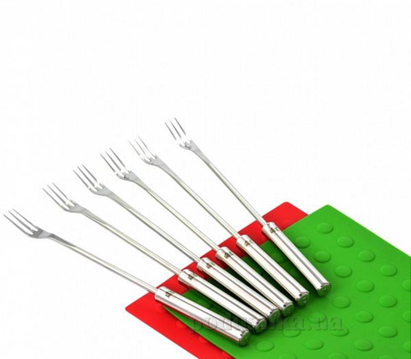 Набор вилок с 3-мя зубцами для фондю Stahlberg