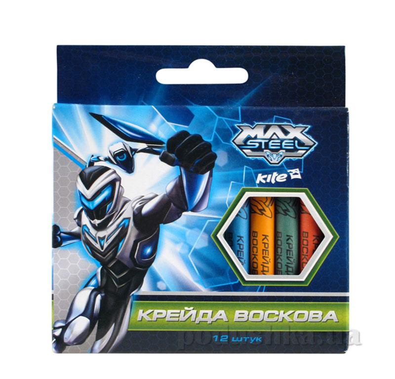 Набор восковых мелков Kite MX14-070K