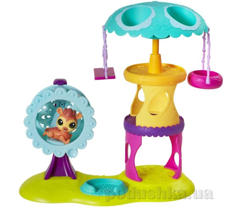 Набор Зверюшки с волшебным механизмом Hasbro Littlest Pet Shop