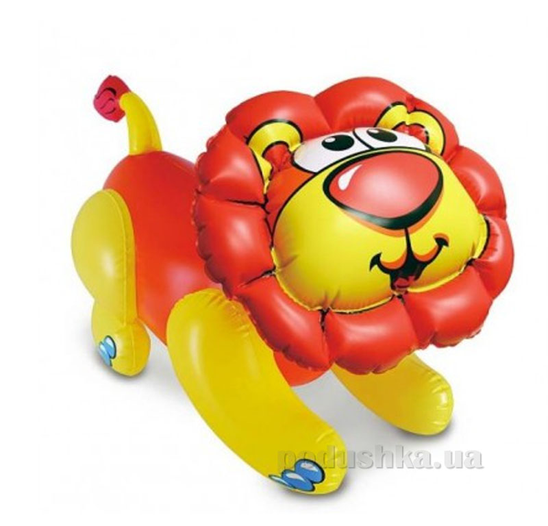 Надувная игрушка Play WOW Большой смеющийся Лев 3033PW