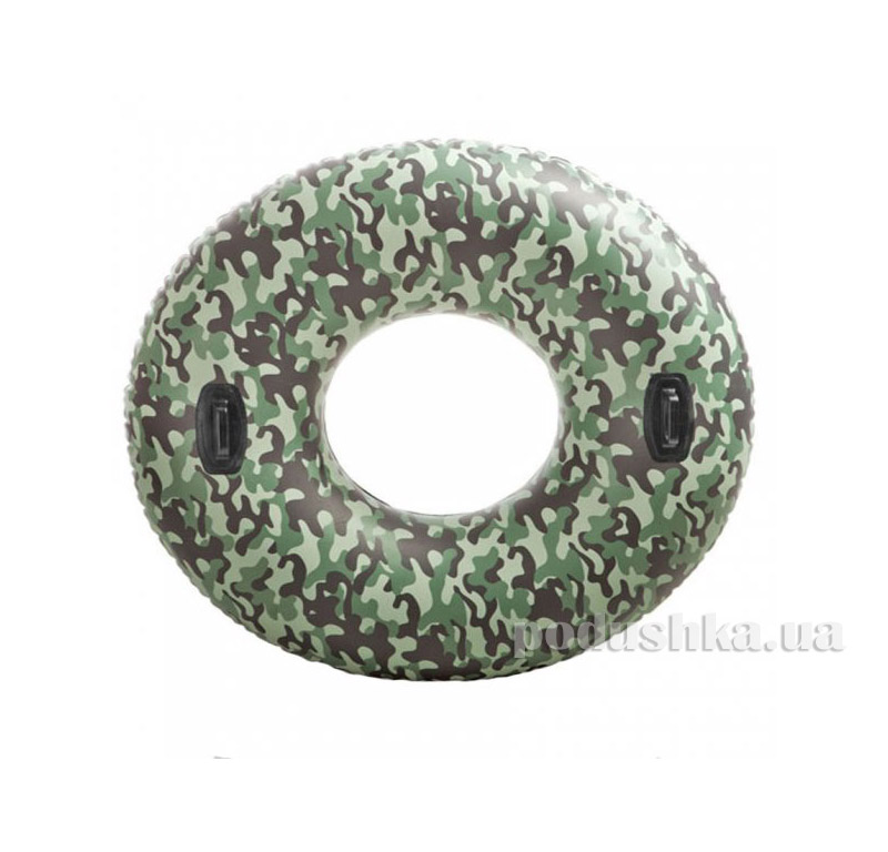 Надувной круг  Camo Intex 58265