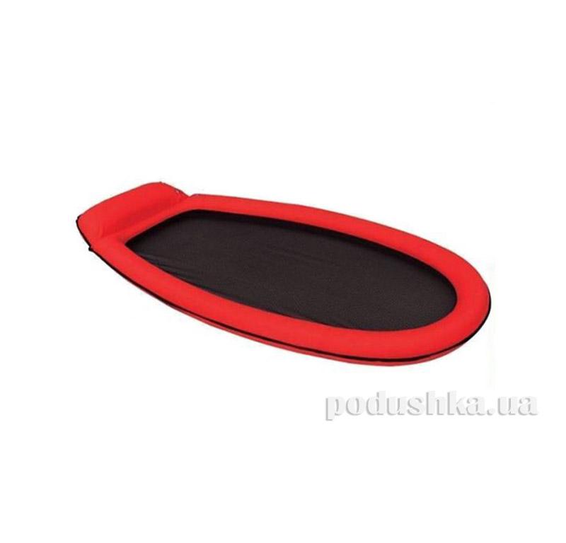 Надувной матрас с сетчатым дном Красный Intex 58836