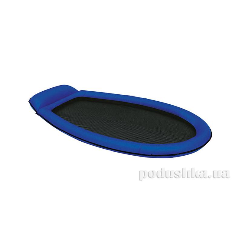 Надувной матрас с сетчатым дном Синий Intex 58836